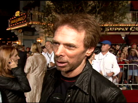 Jerry Bruckheimer on making the ride into movies Johnny Depp at the Walt Disney Pictures' 'Pirates of the Caribbean Dead Man's Chest' World Premiere...