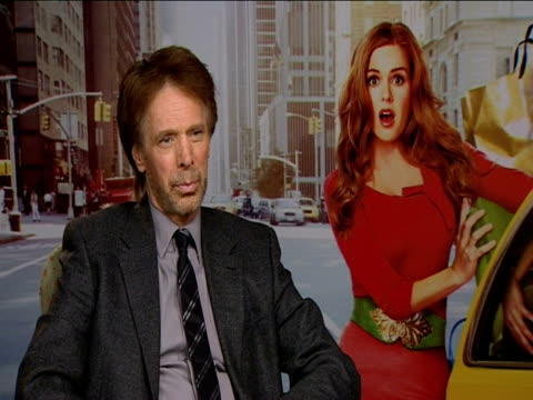 Jerry Bruckheimer on whether 3D is the way forward at the Confessions Of A Shopaholic Interviews at London