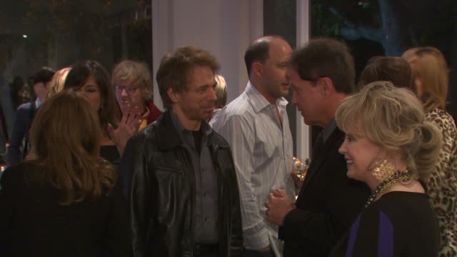 Jerry Bruckheimer Rick Dees at the Dana Davis Launches PopUp Boutique In Los Angeles at Los Angeles CA
