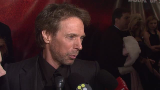 Jerry Bruckheimer talks about the plot of the movie the cast talks about not knowing when he has a hit says he's drawn to work on good stories with...