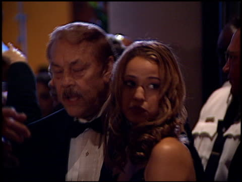 Jerry Buss at the Carousel of Hope Ball at the Beverly Hilton in Beverly Hills California on October 28 2000