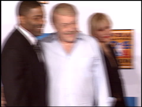 Jerry Buss at the Magic Johnson Tribute at the Shrine Auditorium in Los Angeles California on February 12 2004