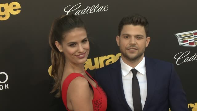 Jerry Ferrara Breanne Racano at Entourage Los Angeles Premiere at Regency Village Theatre on June 01 2015 in Westwood California