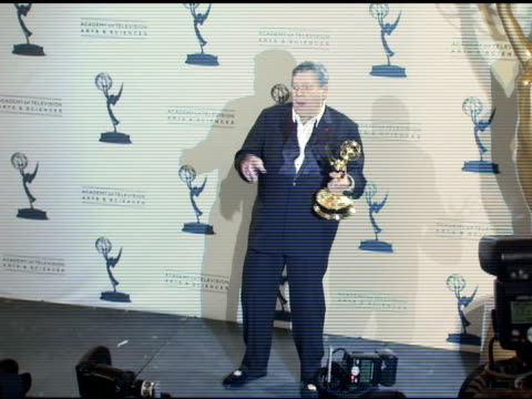 Jerry Lewis at the 2005 Creative Arts Emmy Awards press room at the Shrine Auditorium in Los Angeles California on September 12 2005