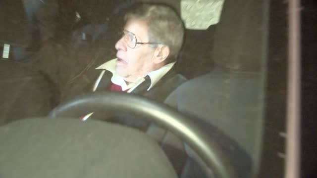 Jerry Lewis departs Bouchon in Beverly Hills 02/12/13