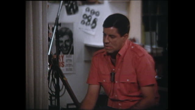 Jerry Lewis Talking about sound technology p2