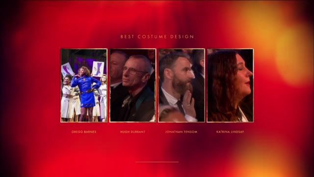 Jerry Mitchell Greg Barns Kinky Boots Best Costume Design at The Olivier Awards with MasterCard at The Royal Opera House on April 04 2016 in London...
