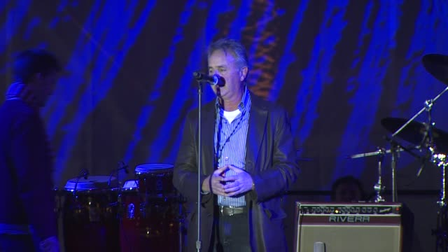 jerry politzer at the grand opening celebration of loehmann's costa mesa featuring band from tv at costa mesa ca. - costa mesa stock videos & royalty-free footage