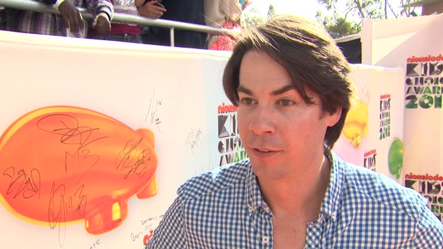 Jerry Trainor on the event at Nickelodeon's 25th Annual Kids' Choice Awards on 3/31/2012 in Los Angeles CA