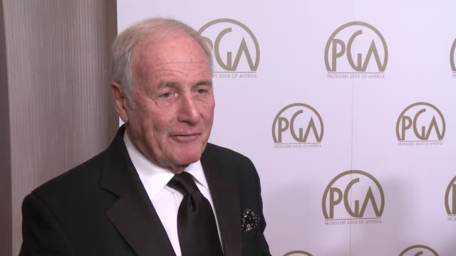INTERVIEW Jerry Weintraub on 'Behind the Candelabra' at 25th Annual Producers Guild Awards at The Beverly Hilton Hotel on in Beverly Hills California