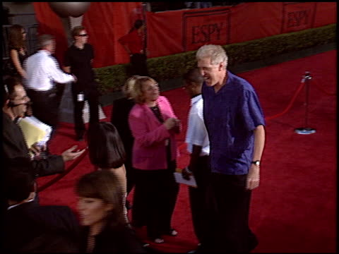 jerry west at the 2004 espy awards at the kodak theatre in hollywood, california on july 14, 2004. - espy awards stock videos & royalty-free footage