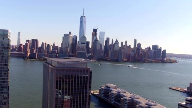 Jersey City Buildings - NJ NY NYC Skyline