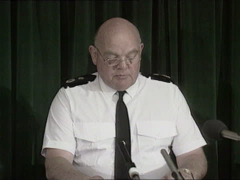 jersey: int cms david parkinson speaking at pkf sof - tells of arrest - itv news at five stock videos & royalty-free footage