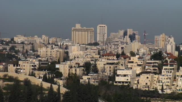 jerusalem 1 - 聖地パレスチナ点の映像素材/bロール
