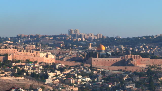 jerusalem 10 - old town stock videos & royalty-free footage