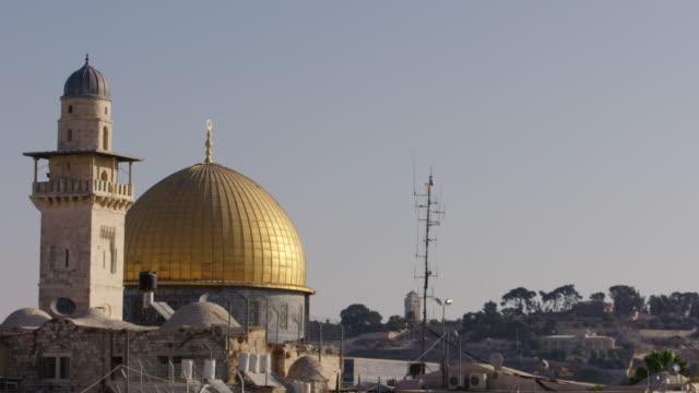 jerusalem old city - palestinian stock videos & royalty-free footage