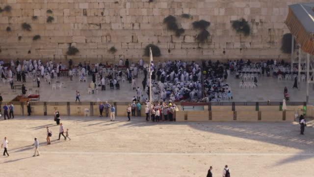 jerusalem old city - israel palestine conflict stock videos & royalty-free footage