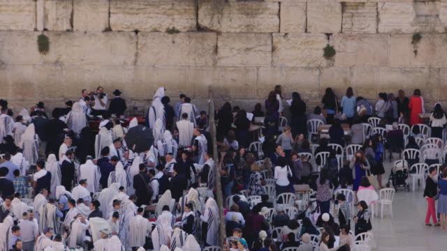 jerusalem old city - judaism stock videos & royalty-free footage