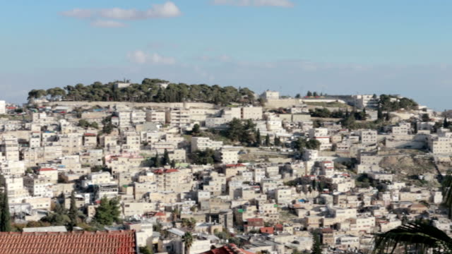 jerusalem - stock video - human settlement stock videos & royalty-free footage