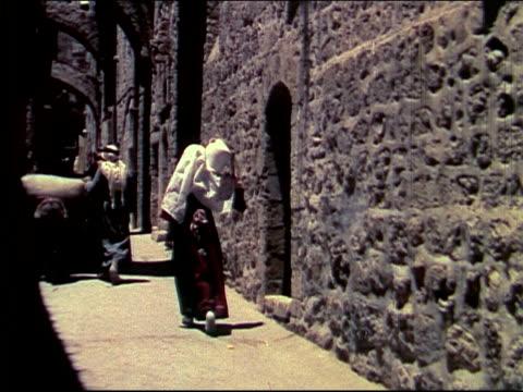 1950 jerusalem - jerusalem stock videos and b-roll footage