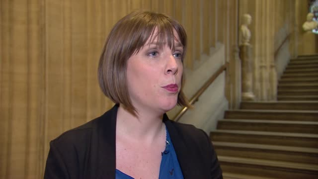 jess phillips saying theresa may's brexit deal was voted down again in parliament because she failed to reach out to people - rejection stock videos & royalty-free footage