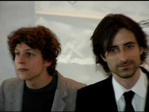 jesse eisenberg at the 2005 national board of review of motion pictures awards ceremony at tavern on the green in new york new york on january 10 2006 - tavern on the green stock videos & royalty-free footage
