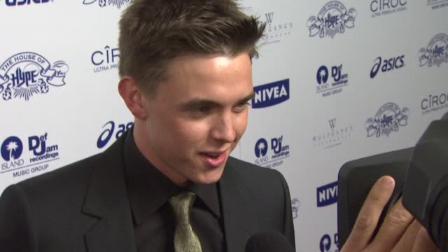 Jesse McCartney at the NIVEA at the Island Def Jam 2009 GRAMMY's After Party at Los Angeles CA