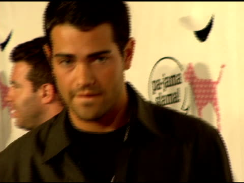 Jesse Metcalf/ Actor 'John Tucker Must Die' and 'Desperate Housewives' at the World's Largest Pajama Party Hosted by Pink and Ashlee Simpson...