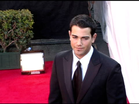 Jesse Metcalfe at the 2005 Screen Actors Guild SAG Awards Arrivals at the Shrine Auditorium in Los Angeles California on February 5 2005