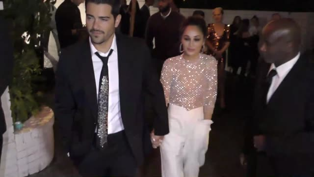 Jesse Metcalfe Cara Santana at the W Magazine Celebrates Its 'Best Performances' Portfolio and the Golden Globes at Chateau Marmont in West Hollywood...