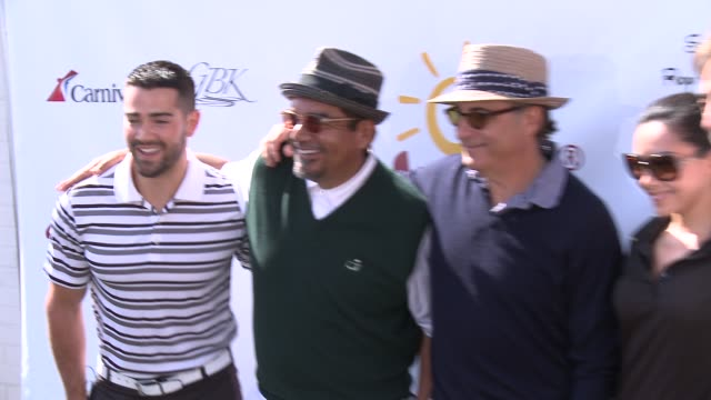 Jesse Metcalfe George Lopez Andy Garcia Aimee Garcia Joe Mantegna at The 7th Annual George Lopez Celebrity Golf Classic Presented By Sabra Salsa at...