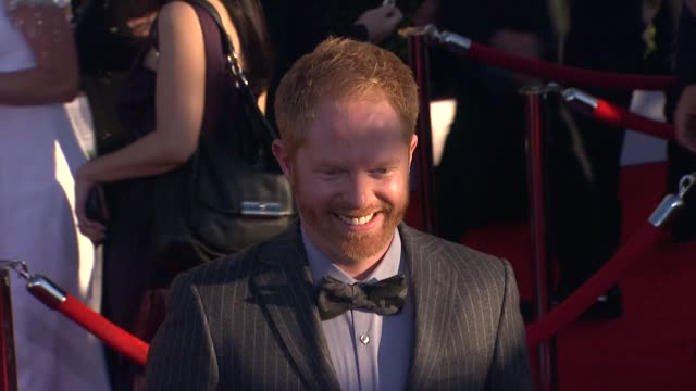 Jesse Tyler Ferguson at 18th Annual Screen Actors Guild Awards Arrivals on 1/29/2012 in Los Angeles CA