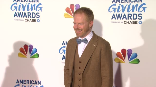 Jesse Tyler Ferguson at 2011 American Giving Awards in Los Angeles CA