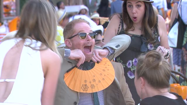 Jesse Tyler Ferguson at Fourth Annual Veuve Clicquot Polo Classic Los Angeles Benefiting Will Rogers State Historic Park on 10/5/2013 in Pacific...