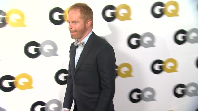 Jesse Tyler Ferguson at GQ Men Of The Year Party in Los Angeles CA on 11/12/13