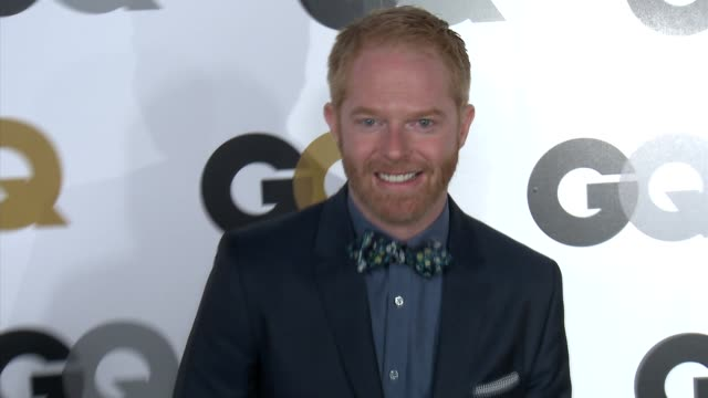 jesse tyler ferguson at gq's 2012 men of the year party on 11/13/12 in los angeles ca - jesse tyler ferguson stock videos and b-roll footage