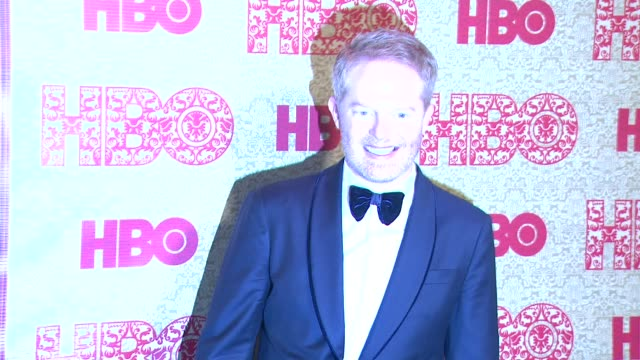 Jesse Tyler Ferguson at HBO's Post 2014 Golden Globe Awards Party at Circa 55 Restaurant on in Los Angeles California