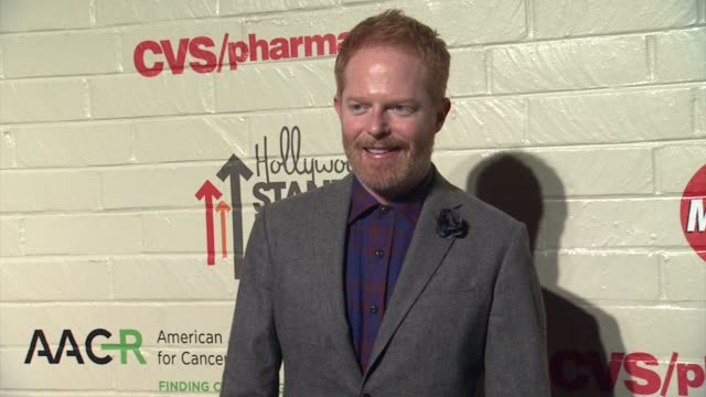 Jesse Tyler Ferguson at Hollywood Stands Up To Cancer Presented By The Entertainment Industry Foundation And Event Chairs Jim Toth And Reese...