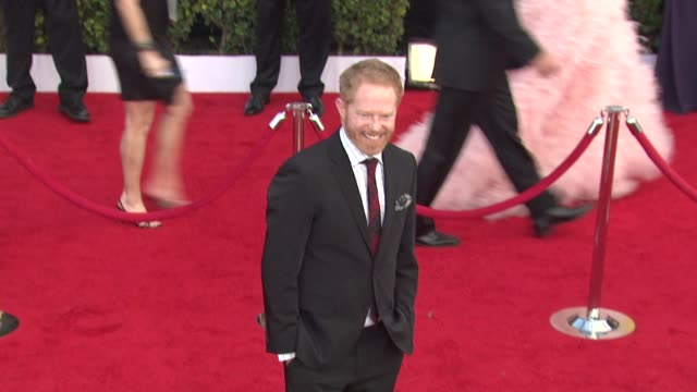 Jesse Tyler Ferguson at the 17th Annual Screen Actors Guild Awards Arrivals at Los Angeles CA