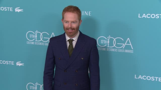 Jesse Tyler Ferguson at The 17th Costume Designers Guild Awards in Los Angeles CA