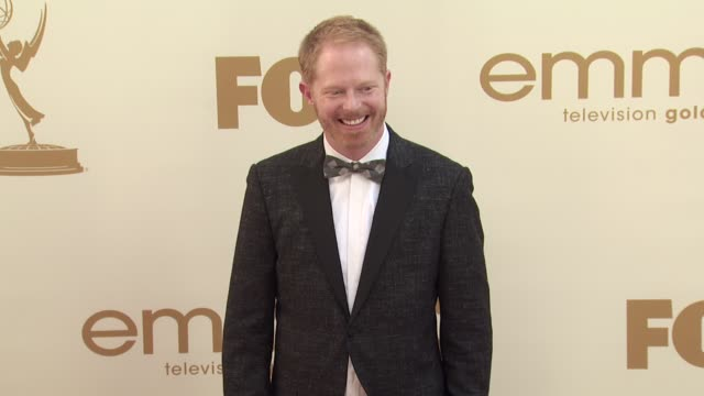 Jesse Tyler Ferguson at the 63rd Primetime Emmy Awards Arrivals Part 2 at Los Angeles CA