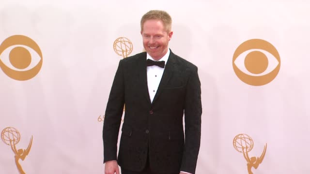 Jesse Tyler Ferguson at the 65th Annual Primetime Emmy Awards Arrivals in Los Angeles CA on 9/22/13