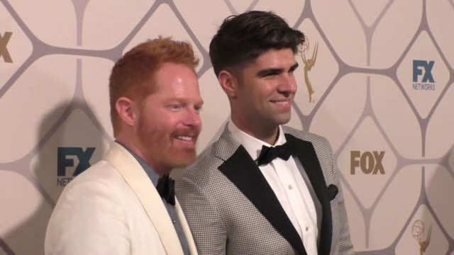 Jesse Tyler Ferguson at the 67th Primetime Emmy Awards Fox After Party at Vibiana on September 20 2015 in Los Angeles California