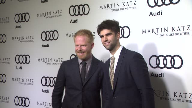 Jesse Tyler Ferguson at the Audi And Martin Katz Celebrate The 2012 Golden Globe Awards in West Hollywood CA