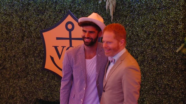 Jesse Tyler Ferguson at the FifthAnnual Veuve Clicquot Polo Classic Los Angeles at Will Rogers State Historic Park on October 11 2014 in Pacific...