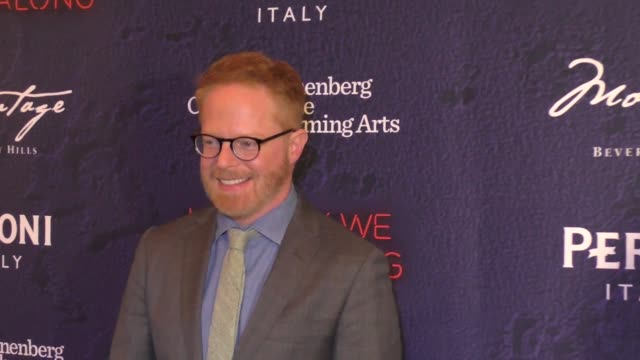 Jesse Tyler Ferguson at the Opening Night Of Stephen Sondheim's 'Merrily We Roll Along' on November 30 2016 in Beverly Hills California