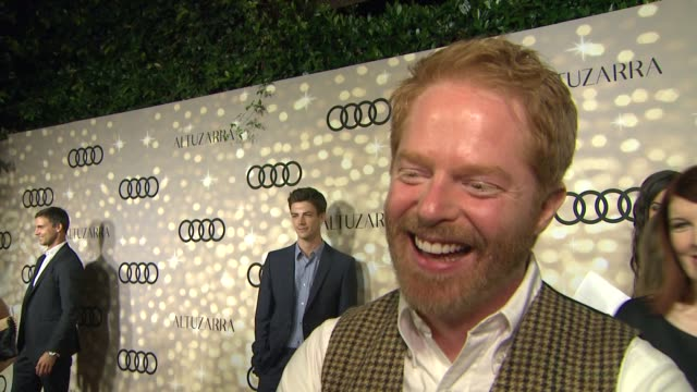 INTERVIEW Jesse Tyler Ferguson on Picking his Outfit for the Emmys at Audi And Altuzarra Kick Off Emmy Week 2013 INTERVIEW Jesse Tyler on Picking his...