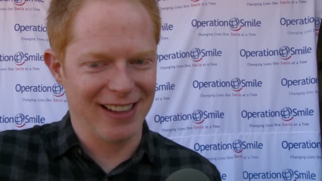 jesse tyler ferguson on skiing at operation smile first annual celebrity smile challenge on 3/31/12 in park city ut - jesse tyler ferguson stock videos and b-roll footage