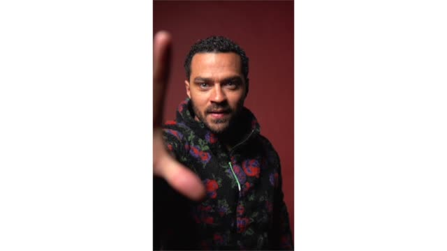 jesse williams from 'selah and the spades' poses for a portrait in the pizza hut lounge in park city utah on january 27 2019 in park city utah - park city stock videos & royalty-free footage