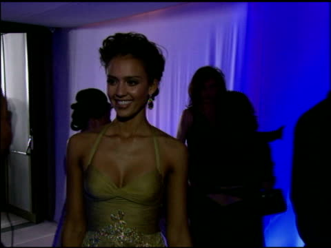 Jessica Alba at the 2006 Academy Awards Governor's Ball at the Kodak Theatre in Hollywood California on March 5 2006